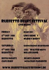 Ruefetto Blues Festival